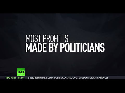 Profiting Politicians? German journalist claims huge industry behind EU refugee crisis