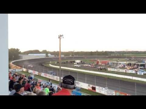 Fairmont Raceway Sportmod Feature 7-8-10