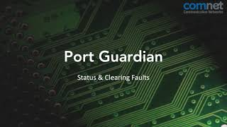 ComNet Port Guardian Cyber Security