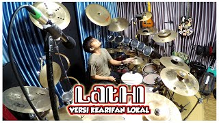 Download Weird Genius - LATHI drum cover (Koplo Time version)