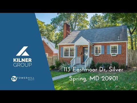 113 Eastmoor Dr, Silver Spring MD