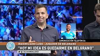 Maximiliano Lugo en El Show En La Red