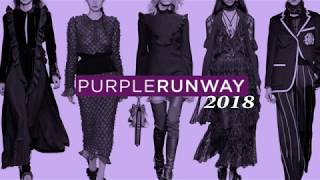 "Purple Runway ""Together We Can"" Snippet 2018!"