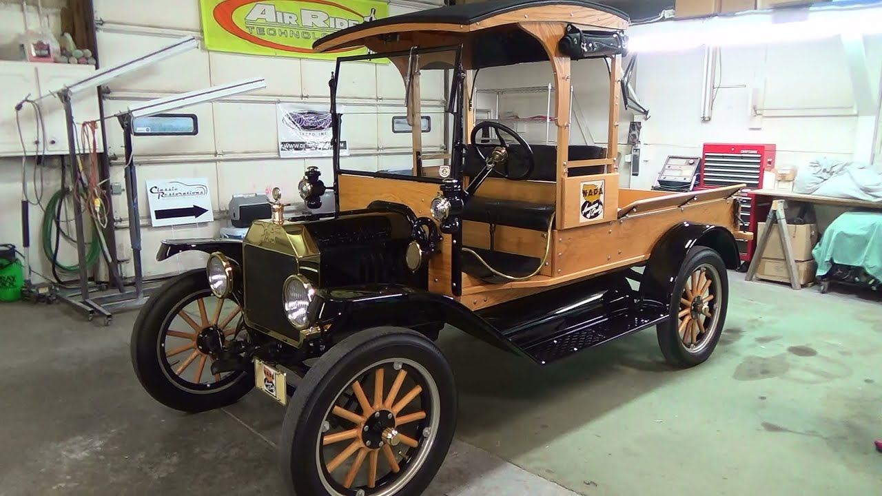 1915 ford model t pickup classic restorations of southern indiana 1915  model t truck 1915 ford