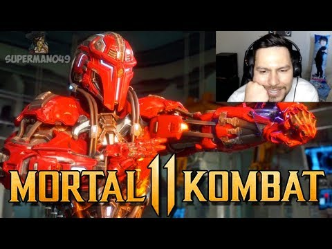 "Losing My Mind Fighting SEKTOR & CYRAX! - Mortal Kombat 11: Story Mode ""Scorpion"" (Chapter 4)"