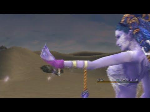 Final Fantasy X HD Aeon Overdrives