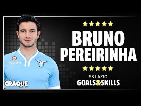 BRUNO PEREIRINHA ● SS Lazio ● Goals & Skills
