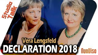 Declaration 2018 - Vera Lengsfeld – lack of political culture of discussion