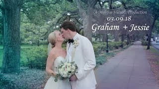 Graham and Jessie Wedding