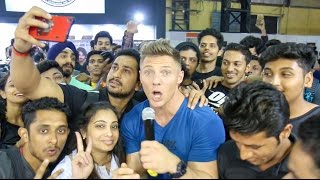Do you even Zumba brah? | India Day 4