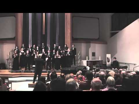 Edmonds Community College Symphonic Choir---Sanctus