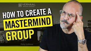 كيفية إنشاء مجموعة العقل المدبر: بدء المدبر و تحقيق أهداف عملك بشكل أسرع