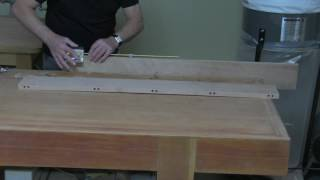 Doweling Table Tops and Shelves - Incredible Woodworking Joints Part 9 -
