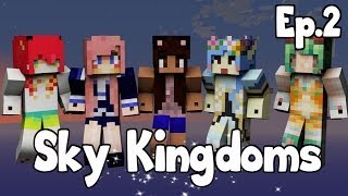CAKE OR DEATH | Sky Kingdoms | Episode 2 ft The Pixel Pact