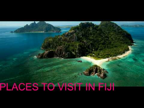 FIJI TOP 10 TOURIST PLACES