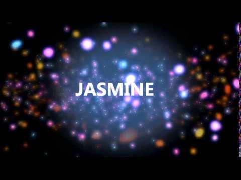 Joyeux Anniversaire Jasmine Youtube