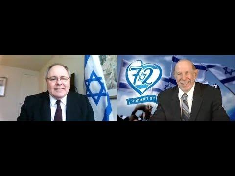 Israeli Consul General Dani Dayan On JBS For Yom Ha'atzmaut