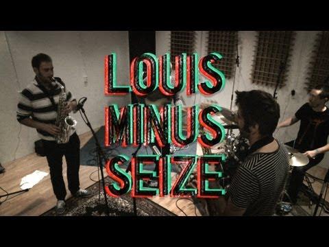 Free Jazz / Noise Rock - Louis Minus Seize @ White Noise Sessions 29 September 2013