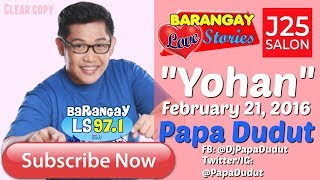 Barangay Love Stories February 21, 2016 Yohan