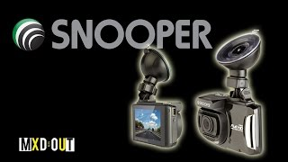 Snooper DVR 4-HD Dash Cam!? | Review & Tutorial