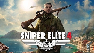 Sniper Elite 4 All Cutscenes (Game Movie) 1080p HD thumbnail