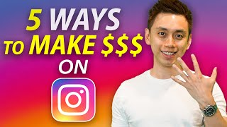 How To Make Money on Instagram in 2019 (Even If You Have A Small Following)