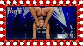 ¡Una 'Cupido' que dispara flechas con sus propios pies! | Audiciones 1 | Got Talent España 2018
