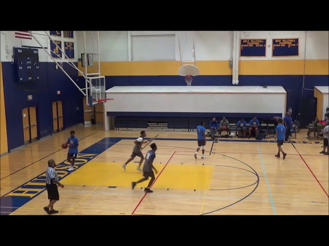 Game Highlights: Boys' Varsity Fall League