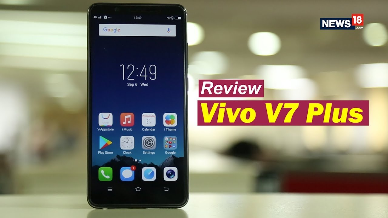 Vivo V7 Plus Review: Made for Selfie Lovers and Not Power