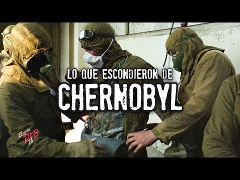 Lo Que Escondieron De CHERNOBYL