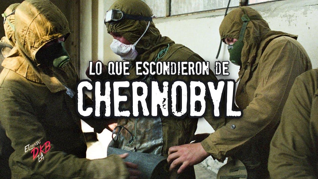 Lo que escondieron de CHERNOBYL - YouTube
