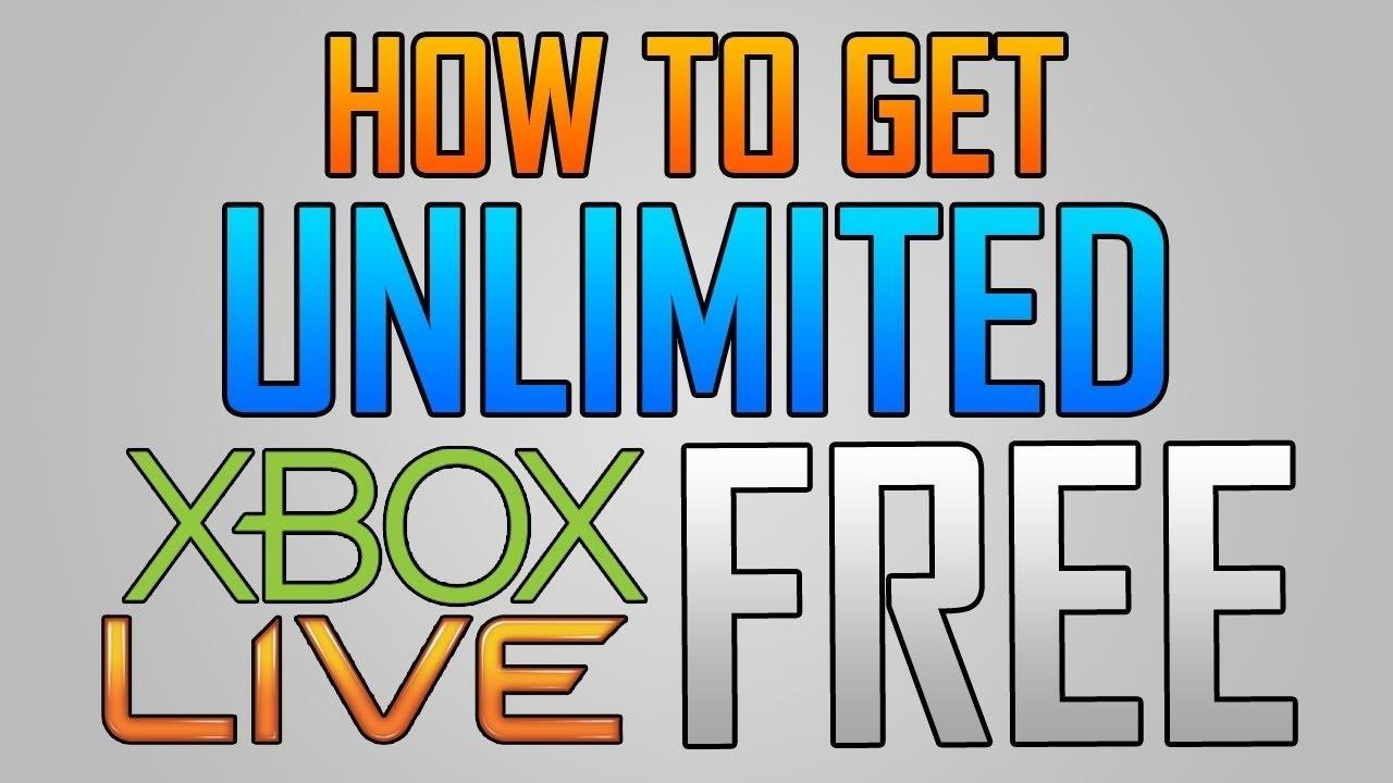 Free Xbox Live Codes!!! working 2017!!! (Glitch/Tutorial