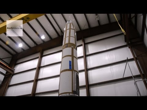 HiFIRE Flight 2 SCRAMJET Payload Wt. Distribution Testing - White Sands Missile Range