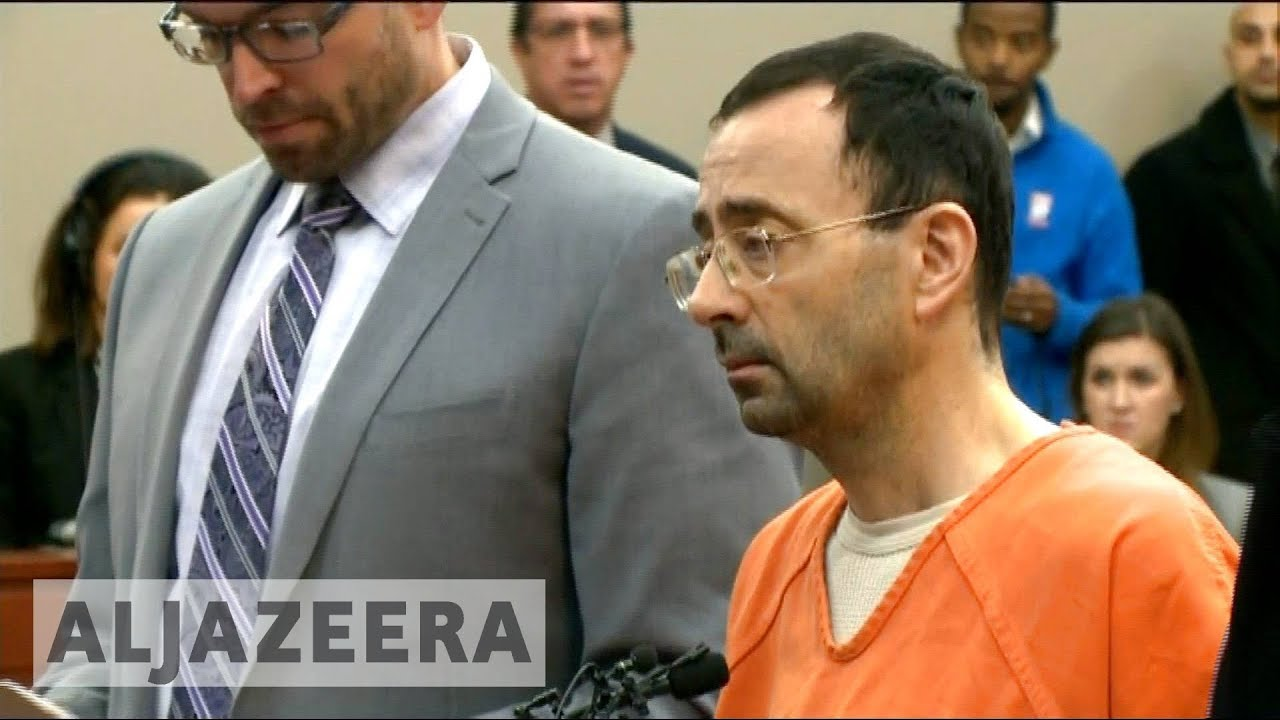Larry Nassar pleads guilty to sexual assault