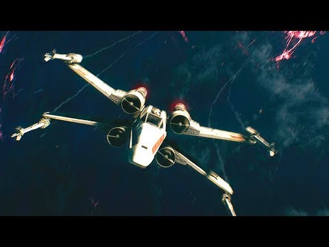 Star Wars Battlefront 2 Space Battles Multiplayer Gameplay Starfighter Assault