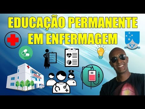 Видео O ENFERMEIRO E SUA IMPORTÂNCIA EM EDUCAÇÃO CONTINUADA E PERMANENTE