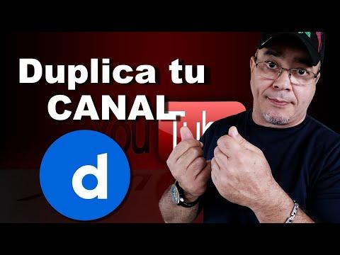 Duplica Tu Canal De YouTube Con Dailymotion