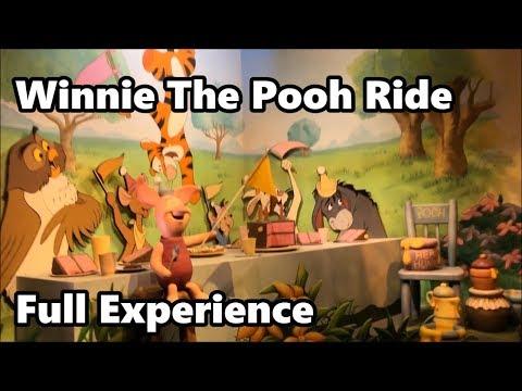 Winnie the Pooh Ride | Full Experience 1080p 60fps | Walt Disney World