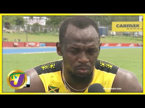 Usain Bolt Disappointed with Development of Jamaican Sprinters - July 17 2021