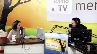 Novas do Reino 07/08/18 - Entrevista Marcele Vargas