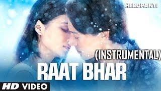 "Heropanti: ""Raat Bhar"" Song Instrumental (Hawaiian Guitar)   Tiger Shroff, Kriti Sanon"