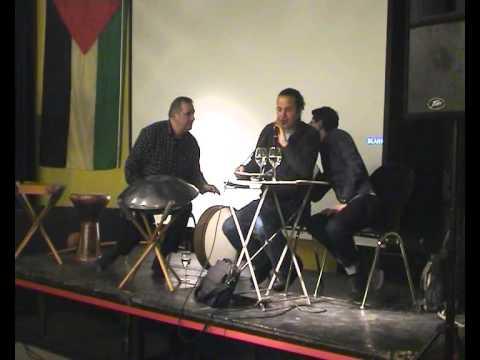 Café Palestine Zürich - 21. Dezember 2014