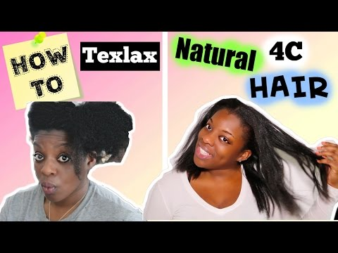 Texturize Natural Hair With Baking Soda