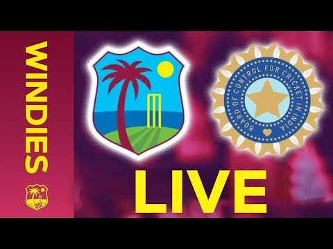 🔴LIVE West Indies A vs India A | Day 1 | First Test