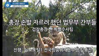 [뉴스포털1 잇슈뉴스] 윤석열 검찰총장 손발 잘릴뻔 했…