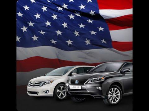 #19. США. Сколько стоят машины в США. Обзор моделей машин марки Toyota.