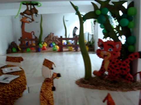 Fiesta en la jungla jazmin - 1 9