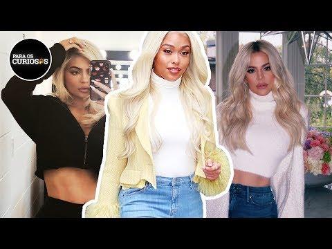 JORDYN WOODS A Amiga da Kylie Anda OBCECADA Com As KardashianJenner