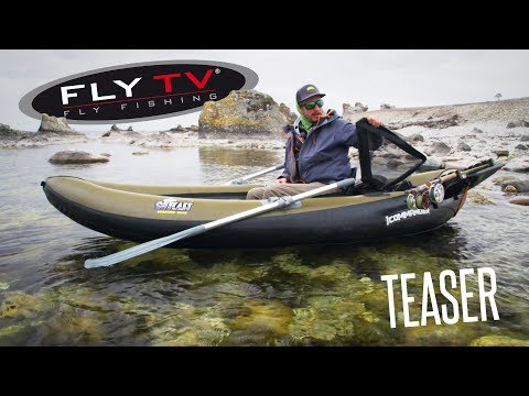 [TEASER] - FLY TV - Gotland Silver (Float Tube/Pontoon Boat Fly Fishing for Sea Trout)