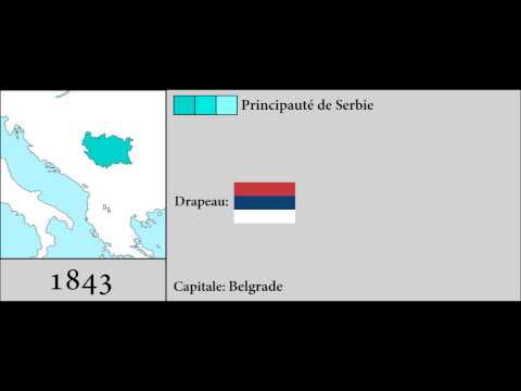 History of Serbia (768-2015)